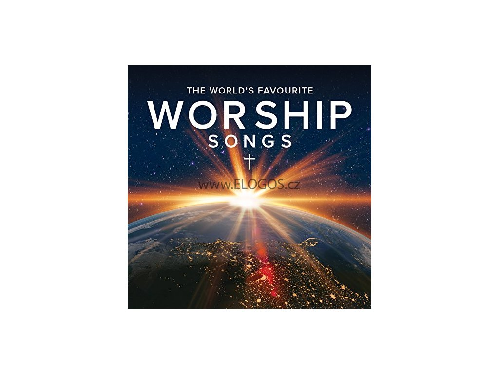 CD-The World's Favourite Worship Songs (3xCD)