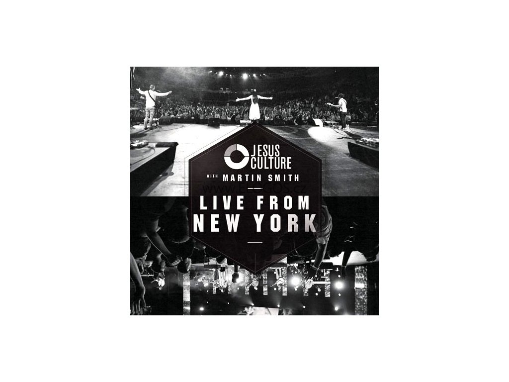 CD-Jesus Culture - Live From New York (2CD)