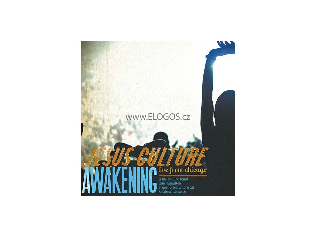 CD-Jesus Culture - Awakening: Live From Chicago (2xCD)