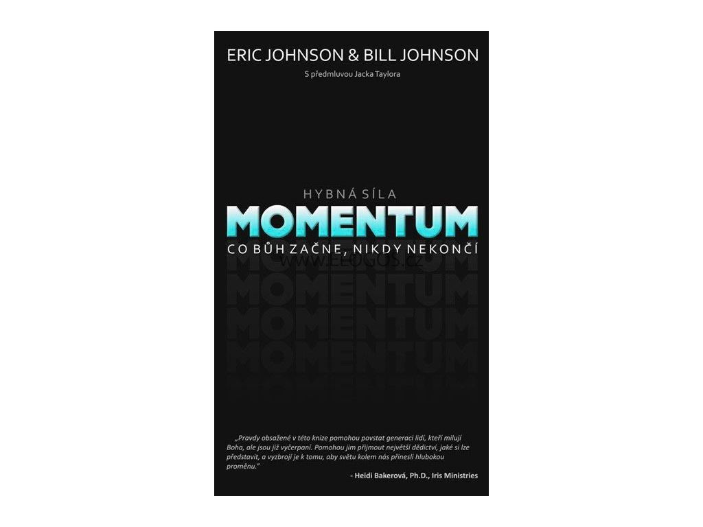 Eric Johnson, Bill Johnson -Momentum (Hybná síla)