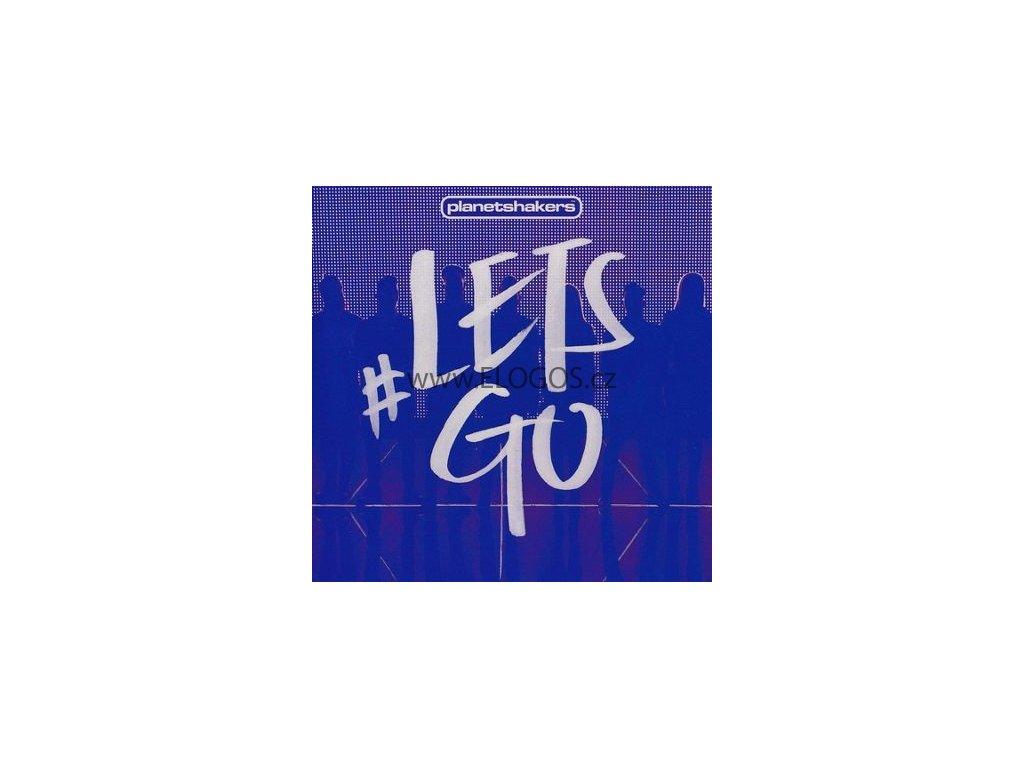 CD-Planetshakers - #Lets Go (CD plus DVD)