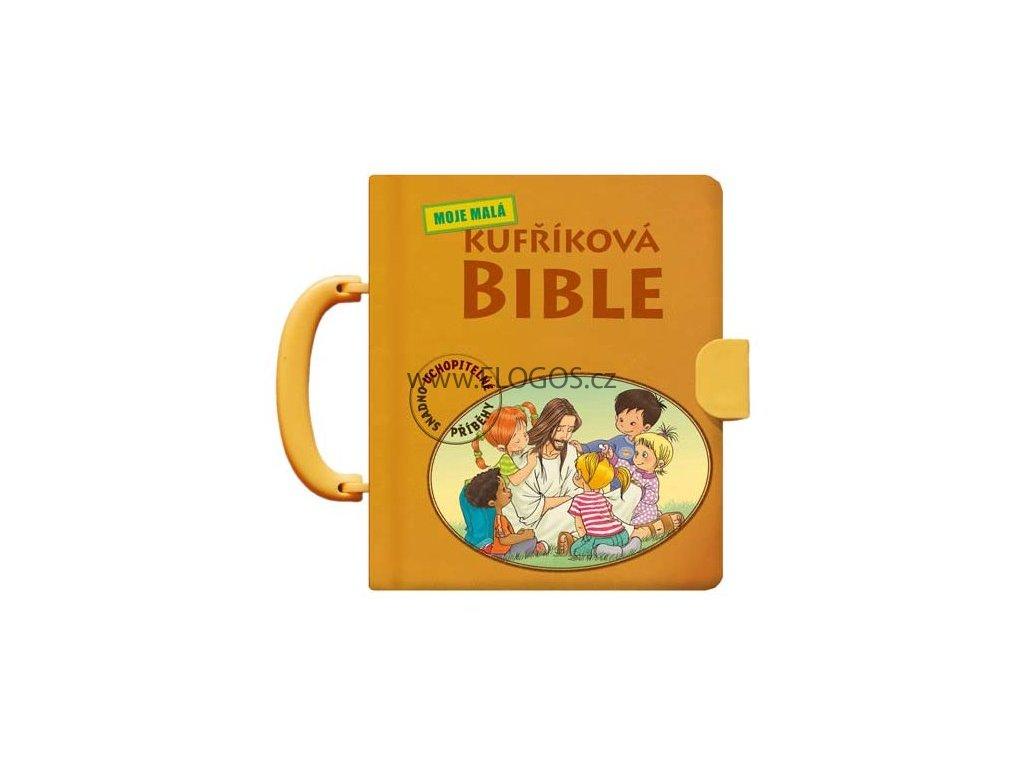 Kufříková Bible s modlitbami pro děti