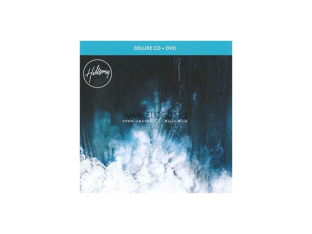 CD plus DVD-Hillsong Music Australia - Open Heaven / River Wild Delux