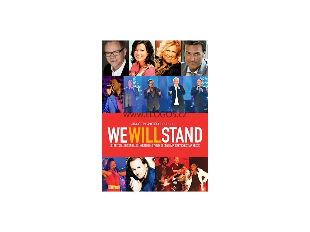 Various Artists- We Will Stand (DVD)