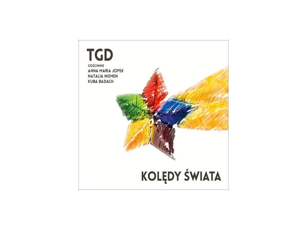 CD-TGD - Koledy świata