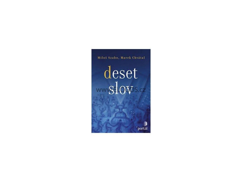 Szabo Miloš, Chvátal Marek - Deset slov