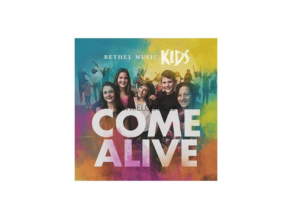 CD plus DVD-Bethel Music Kids - Come Alive (CD plus DVD)
