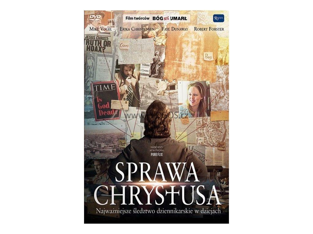 DVD-Film-The Case for Christ - Sprawa Chrystusa (DVD) - POLSKI L