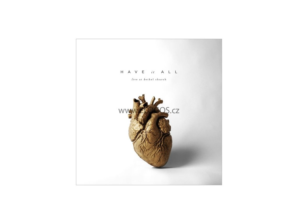 CD-Bethel Music - Have It All (2xCD)