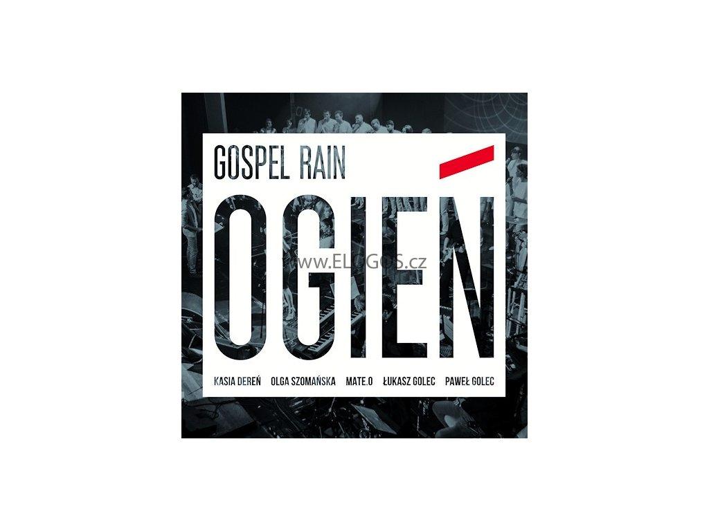 CD-Gospel Rain - Ogieñ