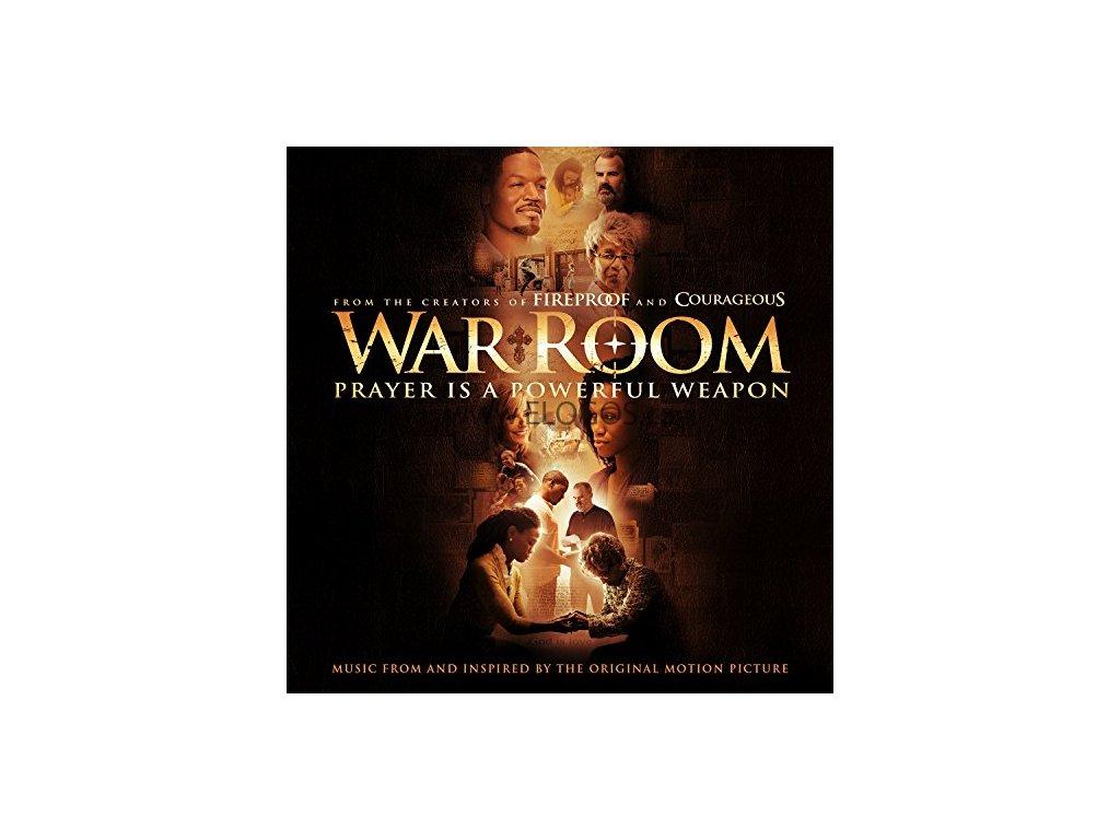 CD-War Room - Moc modlitby -