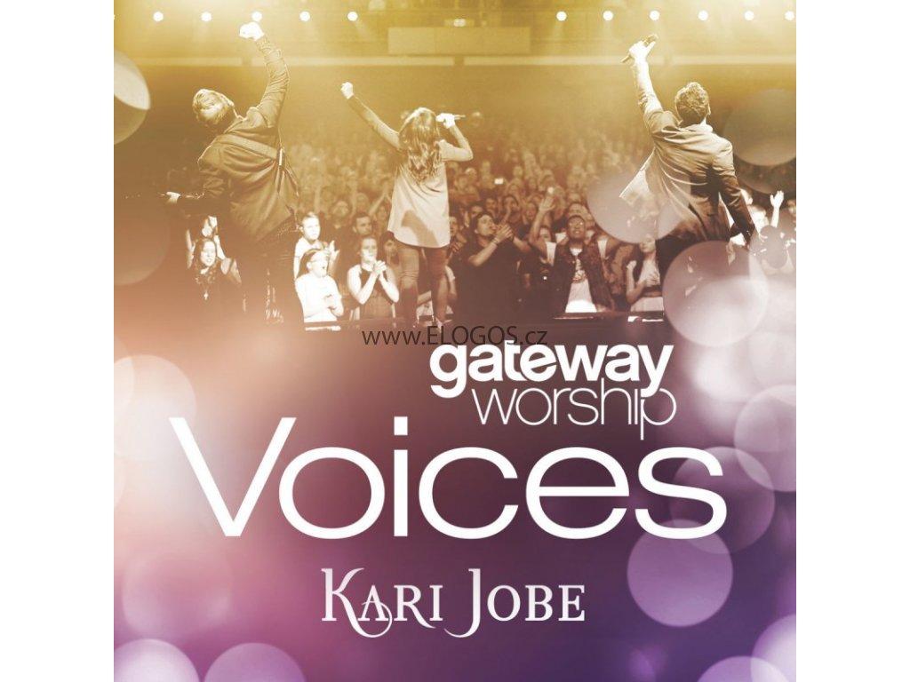 Jobe, Kari - Gateway Worship Voices (CD plus DVD)