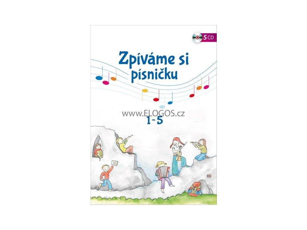 CD-Zpíváme si písničku 1-5 (5CD)
