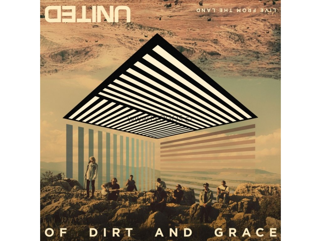 CD plus DVD-Hillsong United - Of Dirt And Grace: Live From The Land