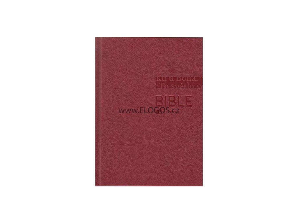 Bible - čEP DT, velký formát