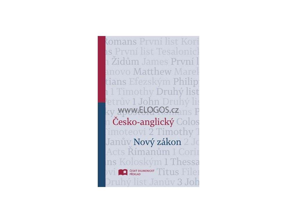 česko -anglický Nový zákon