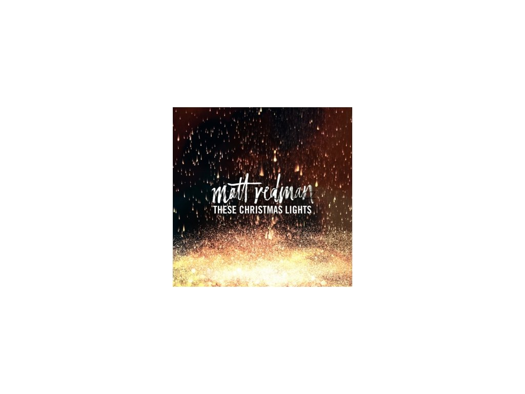 CD-Redman, Matt - These Christmas Lights