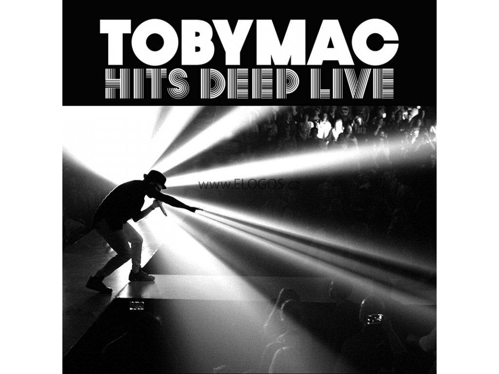 CD plus DVD-tobyMac - Hits Deep Live (CD plus DVD)