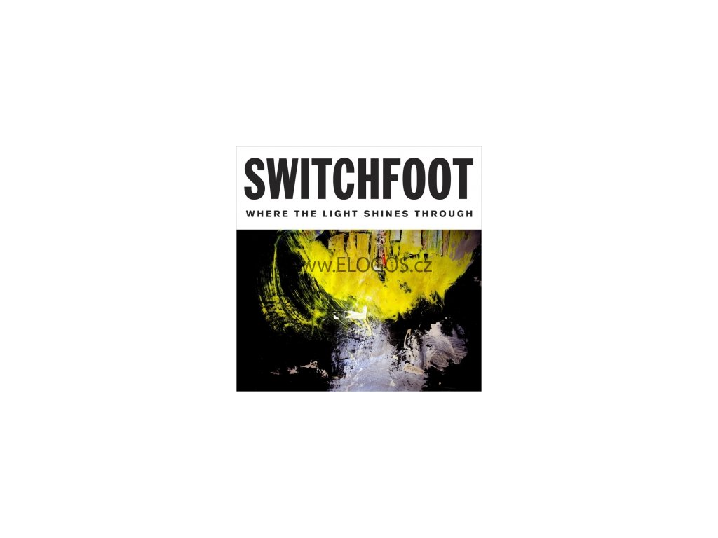 CD-Switchfoot - Where The Light Shines Through