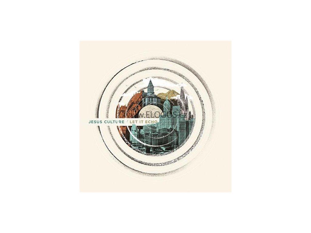 CD-Jesus Culture - Let It Echo