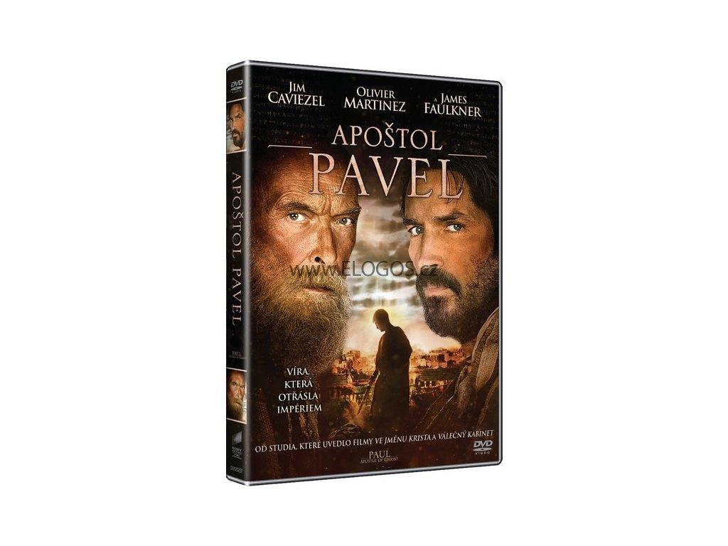 DVD-Apoštol Pavel