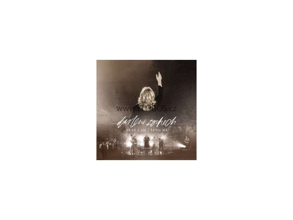 Zschech, Darlene - Here I Am / Send Me Deluxe (CD plus DVD)