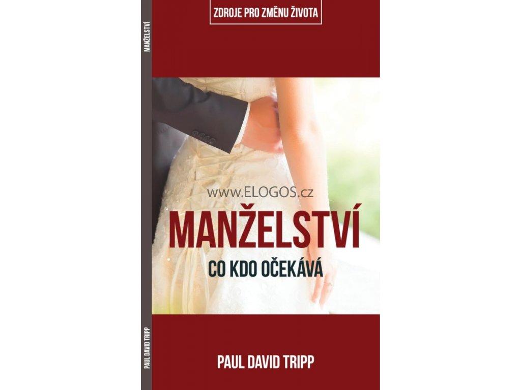 Manželství   -   PAUL DAVID TRIPP