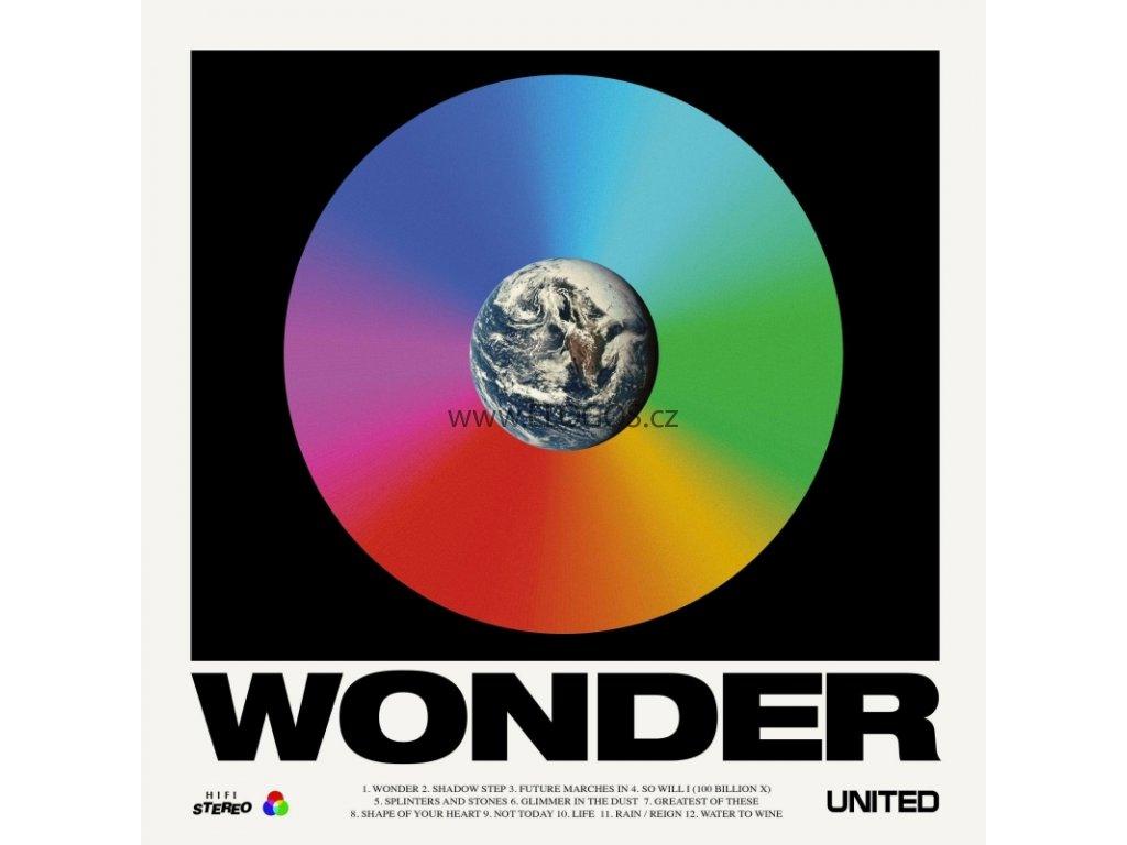 CD-Hillsong United - Wonder