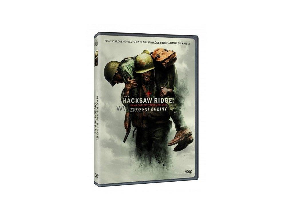 DVD-Hacksaw Ridge - Zrození hrdiny