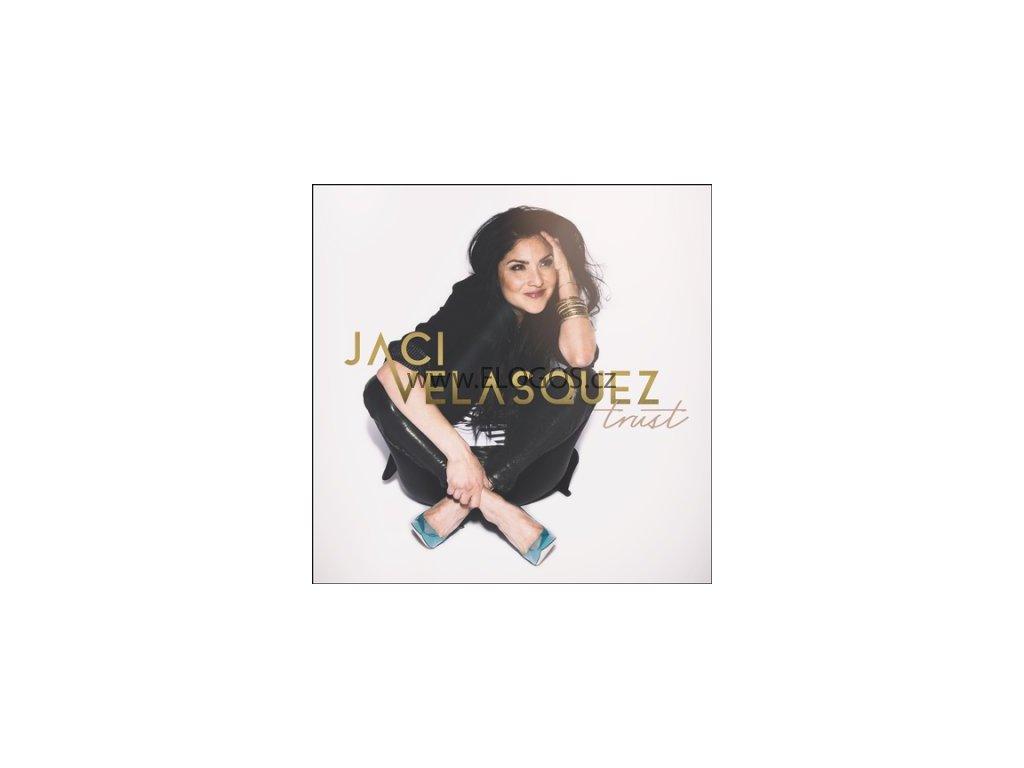 CD-Velasquez, Jaci - Trust