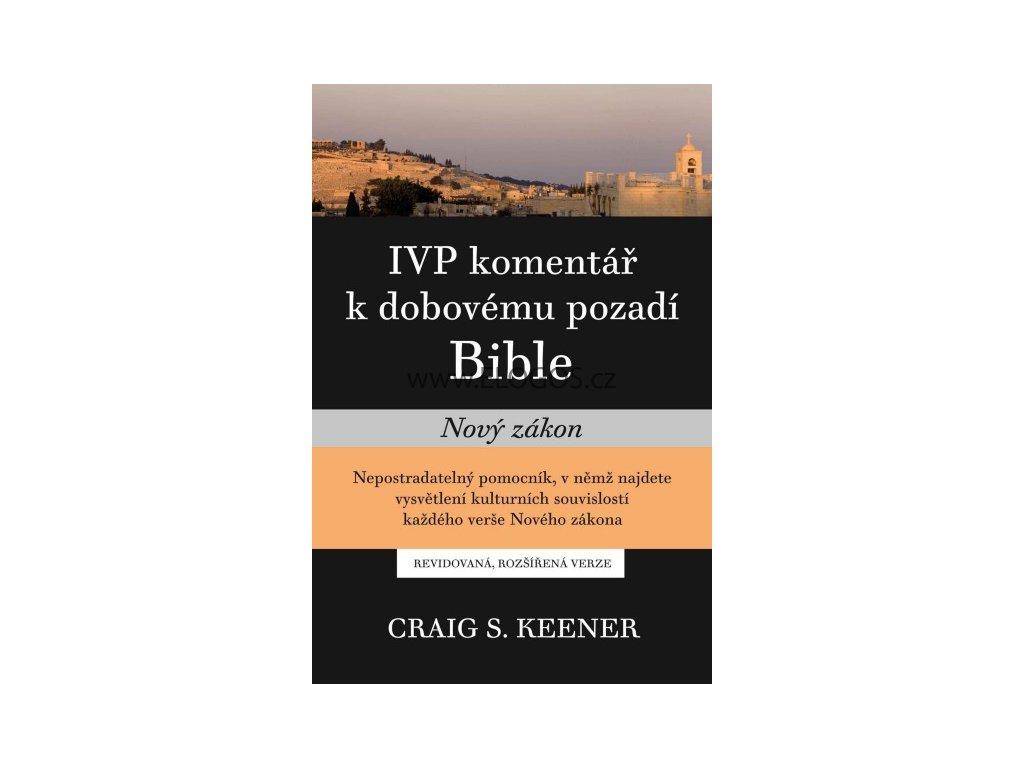 Matouš - IVP komentář k dobovému pozadí Bible Craig S. Keener