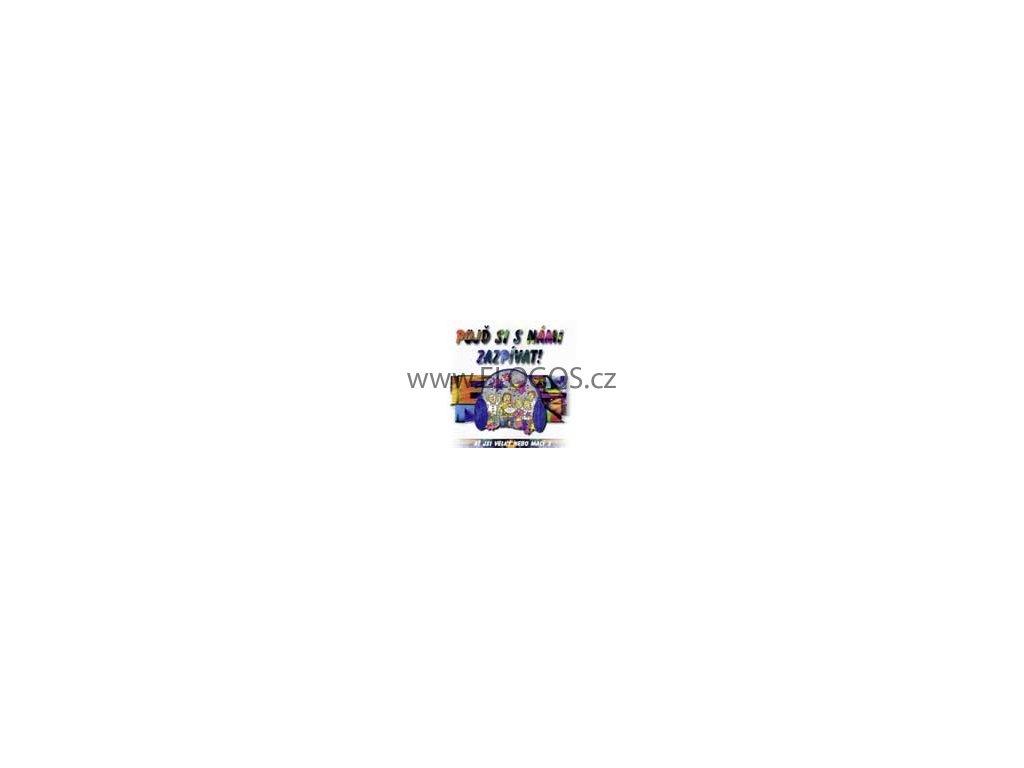 CD - Klauníci - Pojd si snámi zaspívat(At si velký nebo malý 3 )