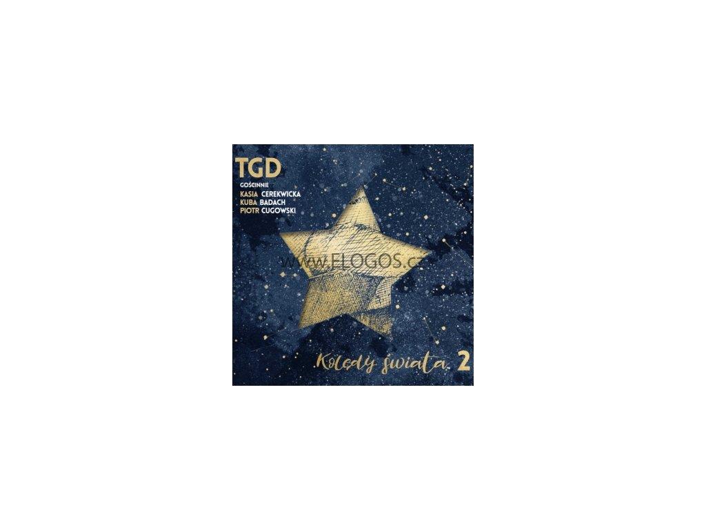CD-TGD - Koledy świata 2 (Světové koledy 2)