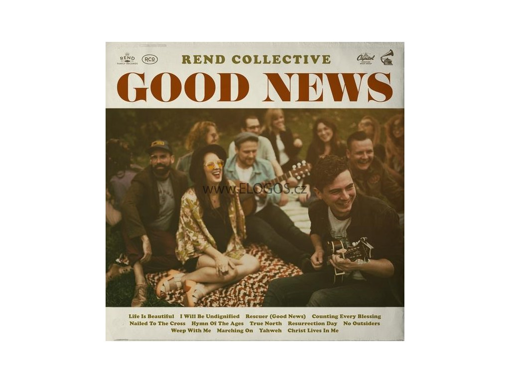 Rend Collective - Good News (Vinyl LP)