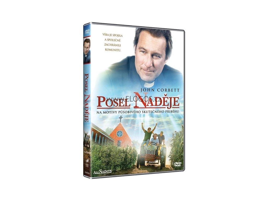 DVD-Posel naděje