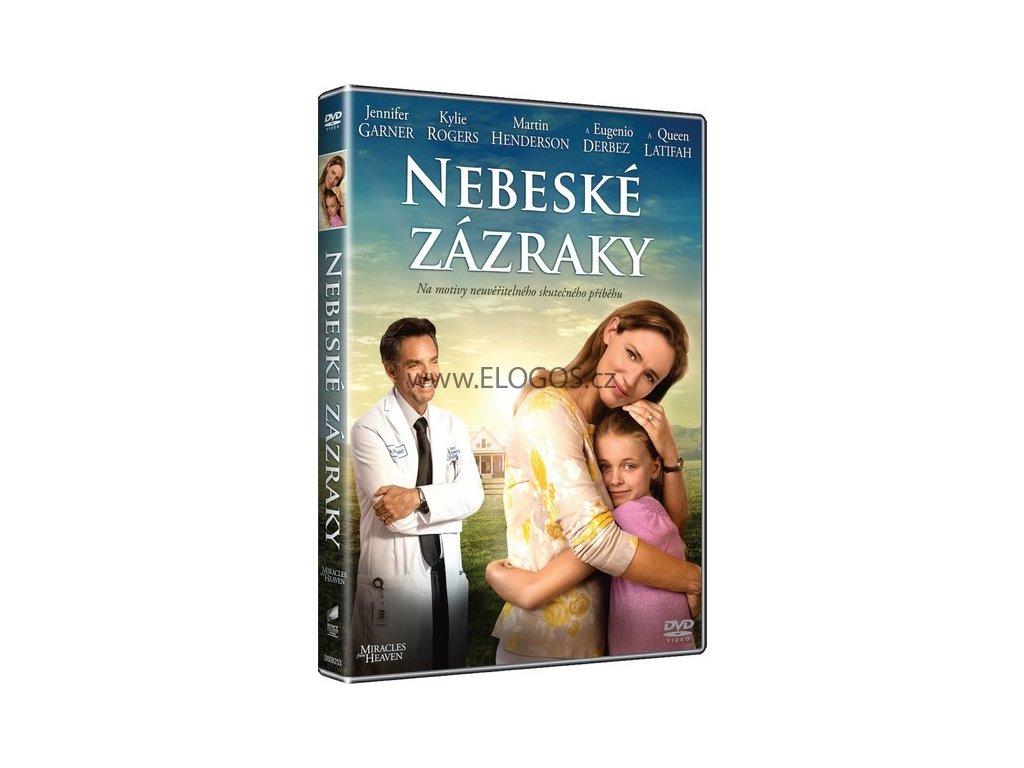 DVD-Nebeské zázraky