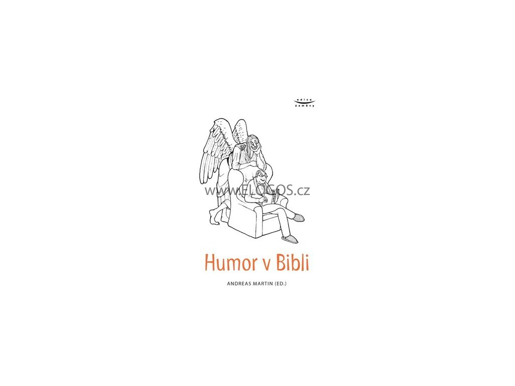 Humor v Bibli  -  Andreas Martin
