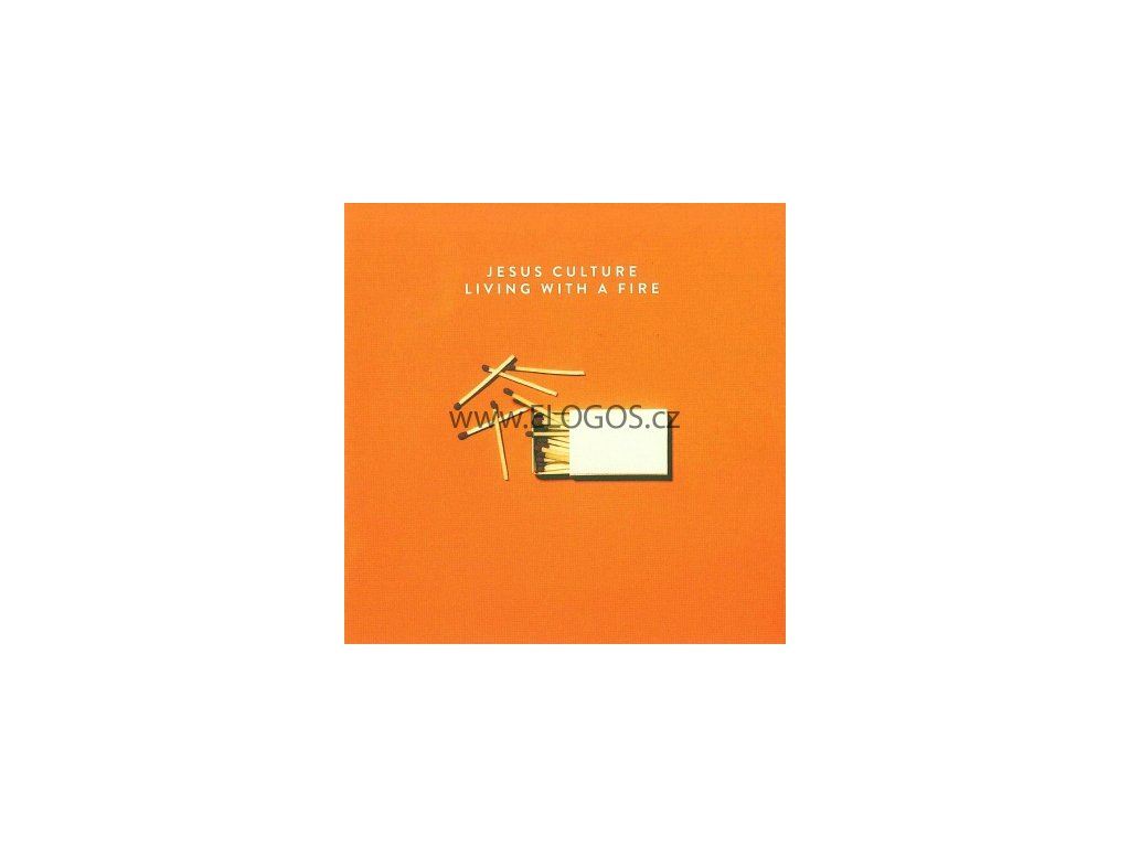CD- Jesus Culture - Living With A Fire