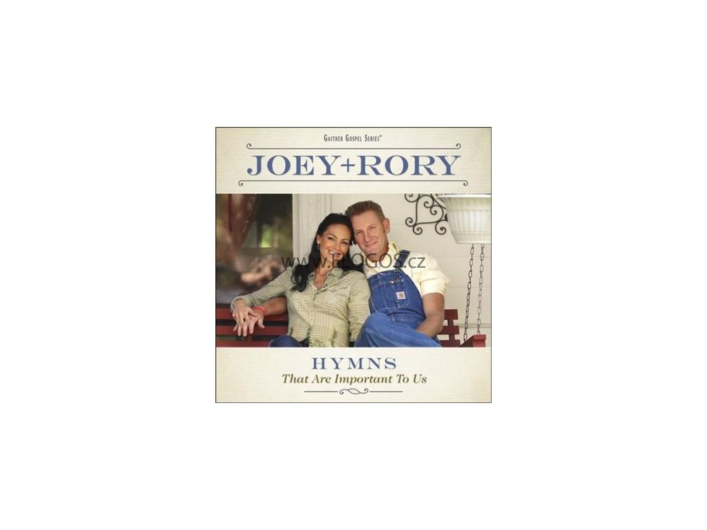 CD-Hymns That Are Important to Us - Joey plus Rory