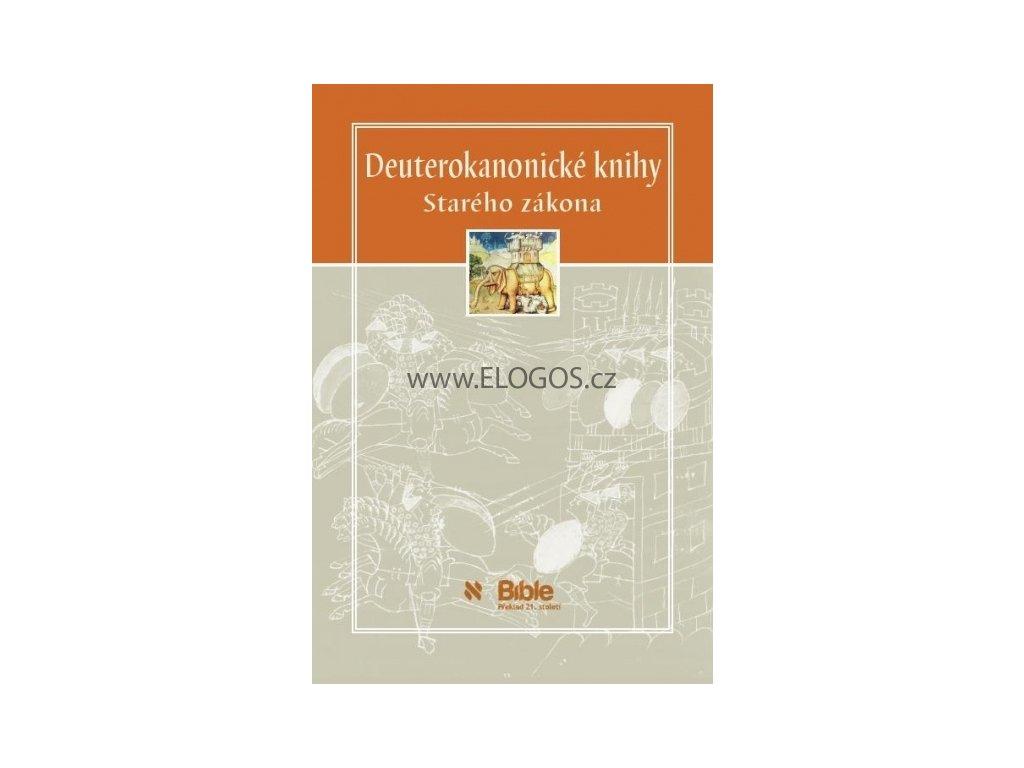 Deuterokanonické knihy Starého zákona