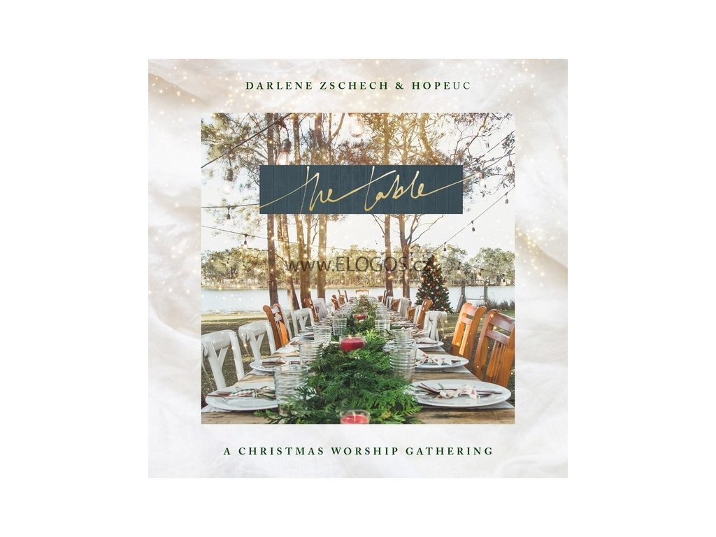 CD-The Table - A Christmas Worship Gathering  - Zchech Darlene