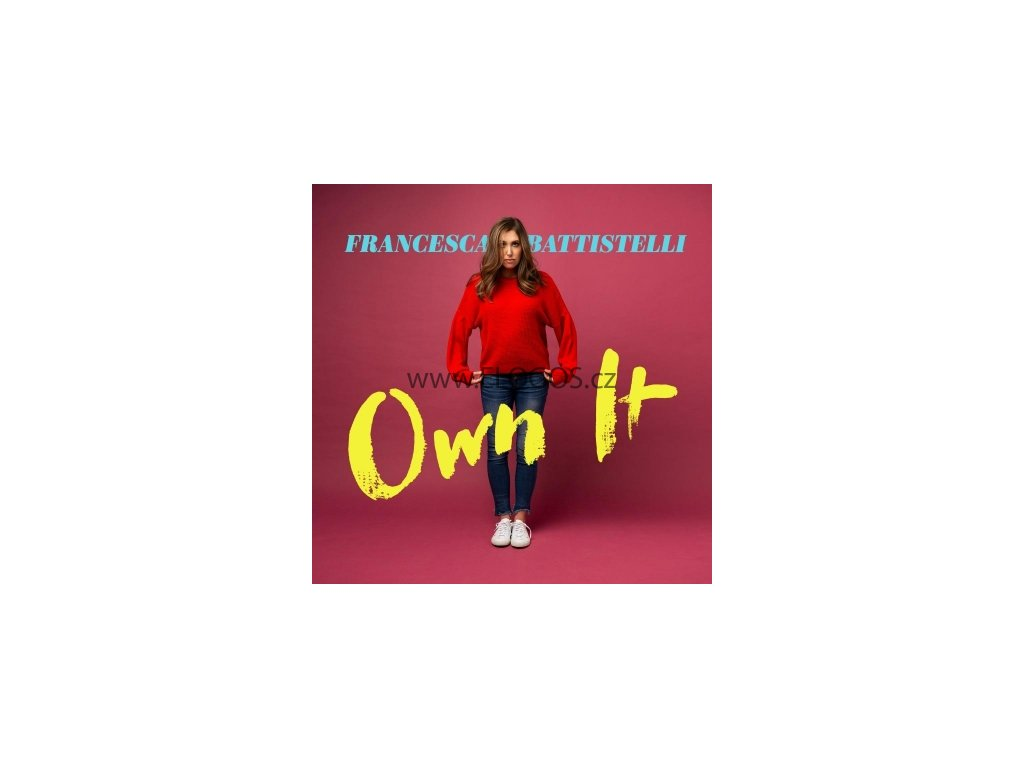 CD- Battistelli, Francesca - Own It