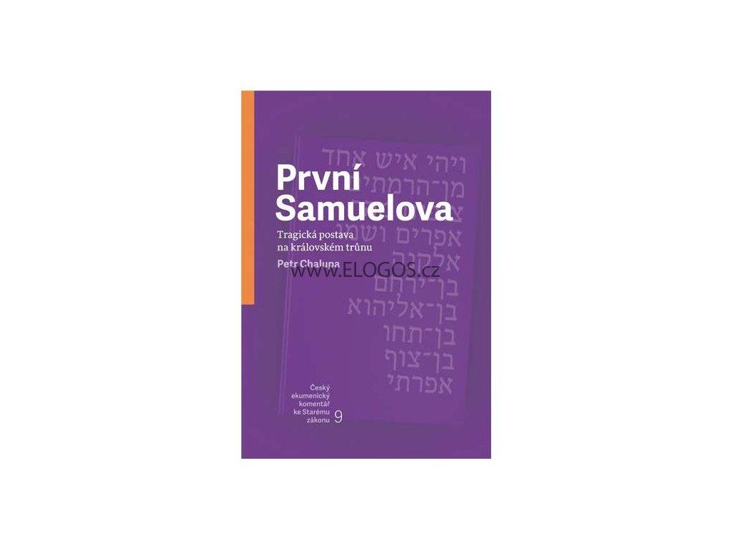 První Samuelova -český ekumenický komentář (9. svazek)