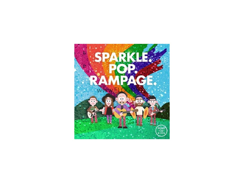 CD-Rend Collective - Rend Co. Kids. Sparkle. Pop. Rampage.