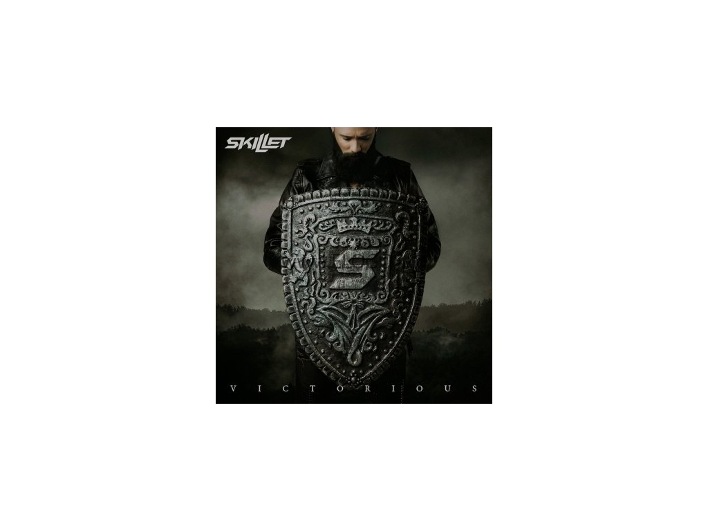 CD- Skillet - Victorious