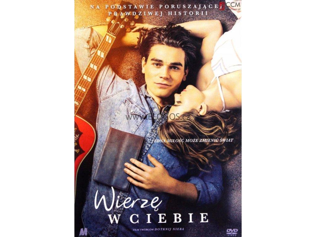 DVD-I Still Believe - Věřím v tebe-Dabing -Polský