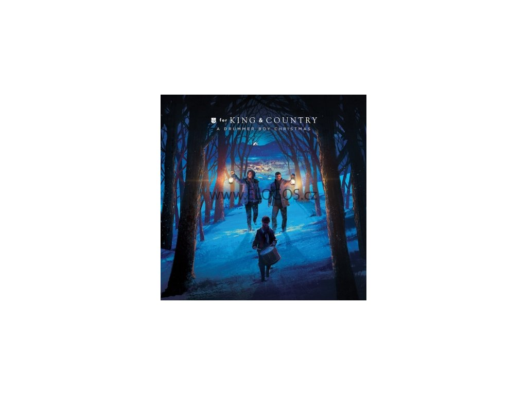 CD-For King  a  Country - A Drummer Boy Christmas