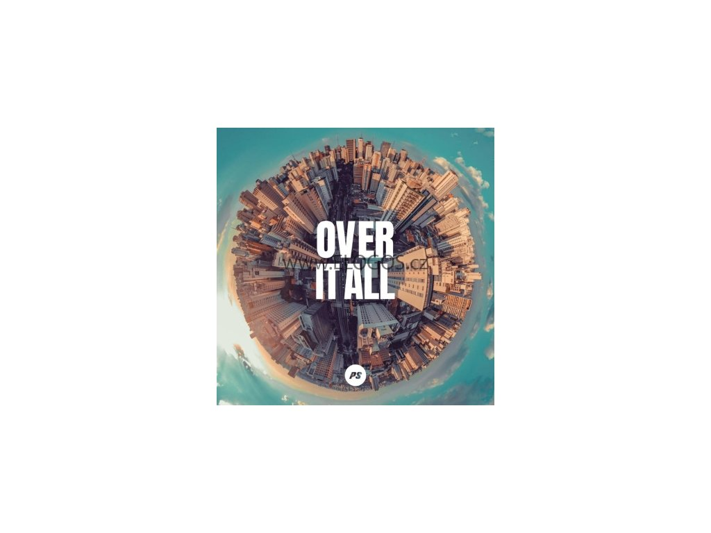 CD-Planetshakers - Over It All
