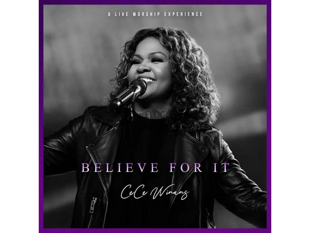 CeCe Winans Believe ForIt