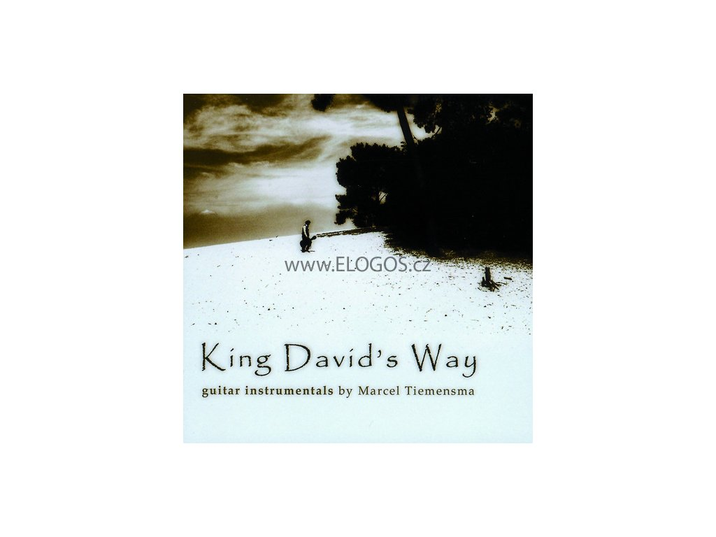 CD- King David's Way